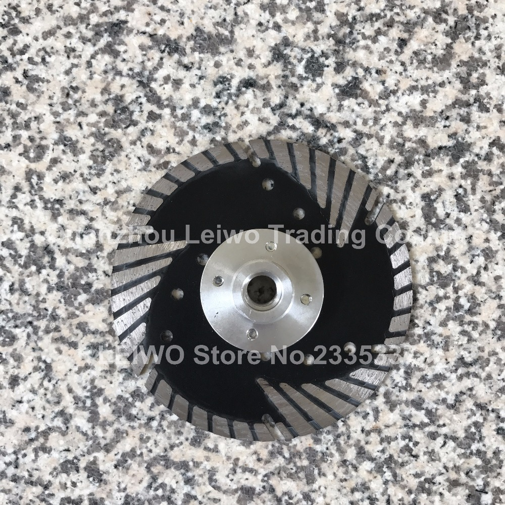 Turbo Saw Blade 5 inch (125 mm) Diamond Disk for Stone Granite ...