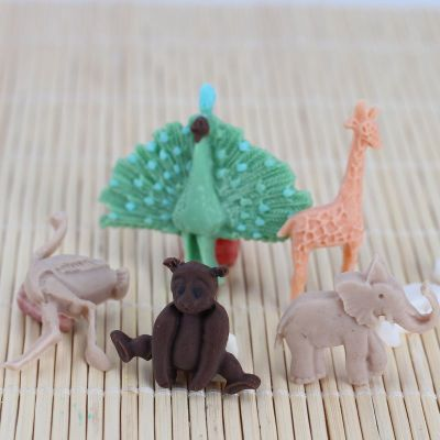 New Peacock Giraffe Bear Elephant White Crane fondant cake molds chocolate  clay mould baking cake decoration tools F0551DW30 6bcfa637863a