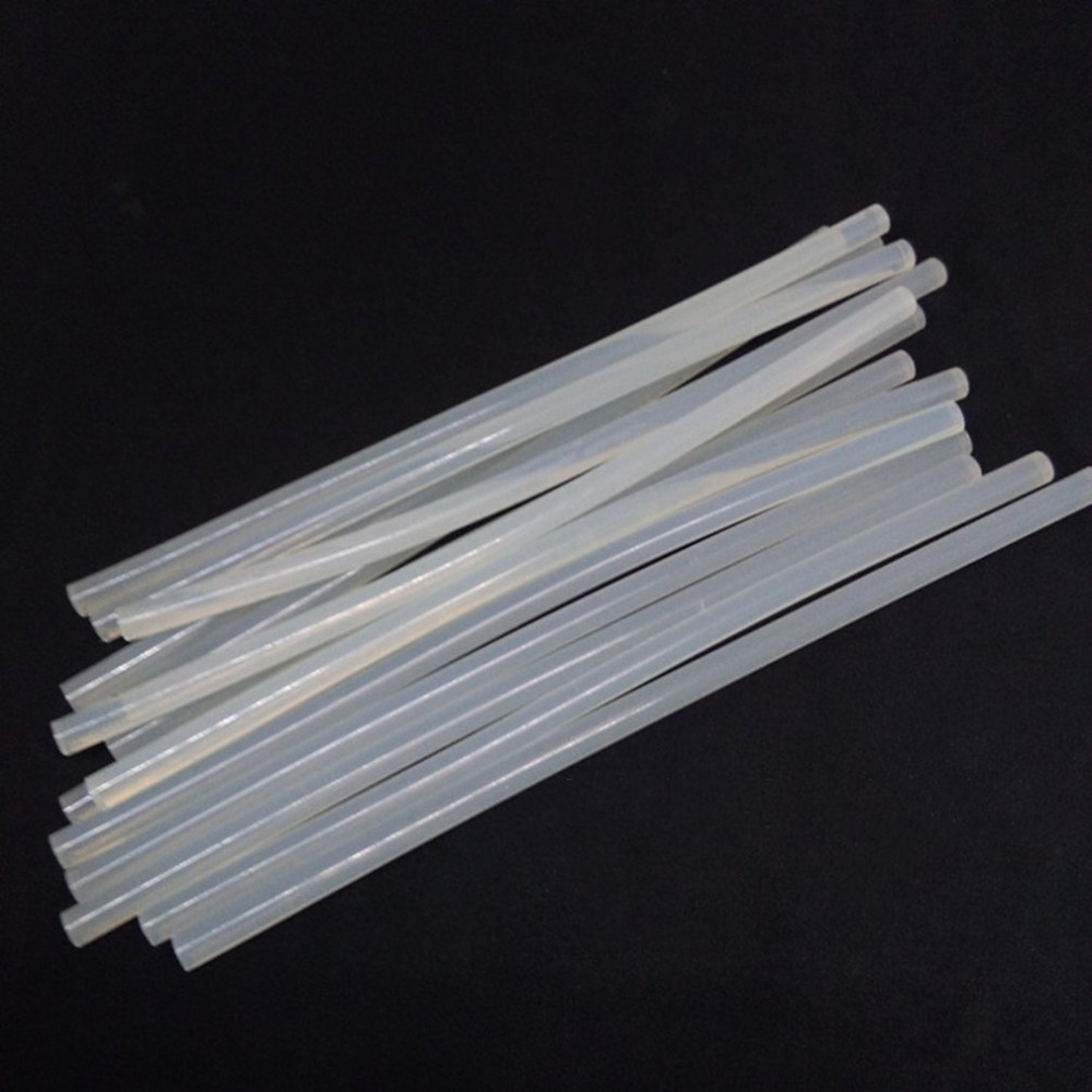 7-190mm 7mmx190mm Hot Melt Glue Sticks Strips Melting Adhesive For Handmade Craft DIY Home Office Project Craftwork Fix