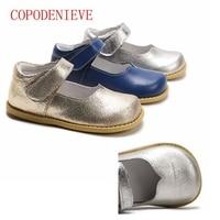 COPODENIEVE Children Little Girls Dress Shoes Girls Princess Shoes Bright Petals Shoes Soft Pretty Comfortable For