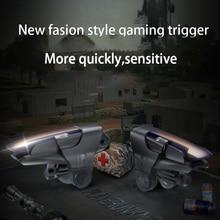 Mobile Game Fire Button Aim Key Capacitance conduction Smart