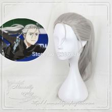 New Yuri on Ice young Victor Nikiforov Cosplay Yuri!!! on Ice Long wig with cap
