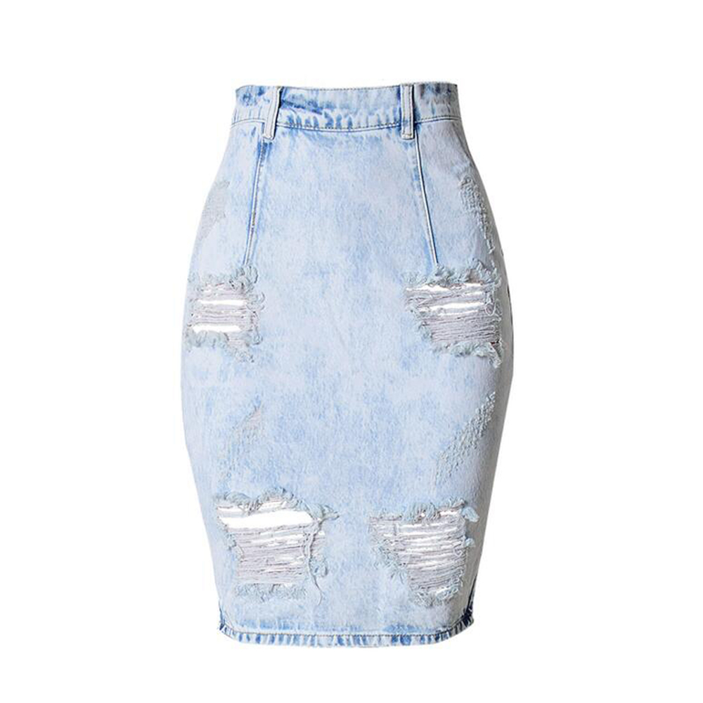 Online Get Cheap Denim Bodycon Skirt -Aliexpress.com | Alibaba Group