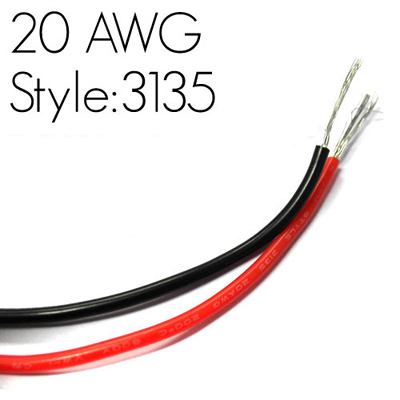 Ul 3135 20awg silicone wire 305 meterlot conductor construction 100 ul 3135 20awg silicone wire 305 meterlot conductor construction 100008 electric wire keyboard keysfo Images