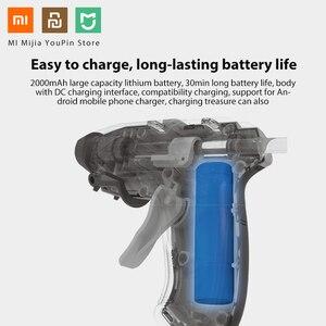 Image 5 - Xiaomi Tonfon Originele 3.6V Draadloze Hot Lijm Guns Usb Oplaadbare Met 10 Lijm Sticks Melt Lijm guns Kits