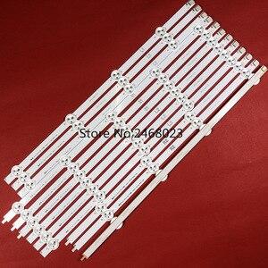 Image 1 - Neue Volle Led hintergrundbeleuchtung streifen Ar ray V14 S DRT 47 zoll LED streifen TX 47AS740 TX 47ASW654 TX 47ASW754 LC470DUF VGF1 VG F1