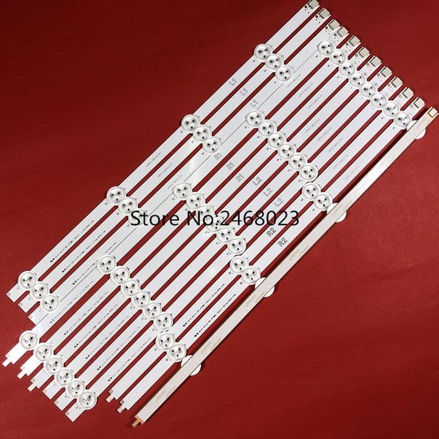 Neue Volle Led hintergrundbeleuchtung streifen Ar ray V14 S DRT 47 zoll LED streifen TX 47AS740 TX 47ASW654 TX 47ASW754 LC470DUF VGF1 VG F1