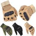 Novo Exército DOS EUA Tactical Luvas Esportes Ao Ar Livre dedo Cheio de Combate Luva Mens Slip-resistente Luvas De Fibra De Carbono