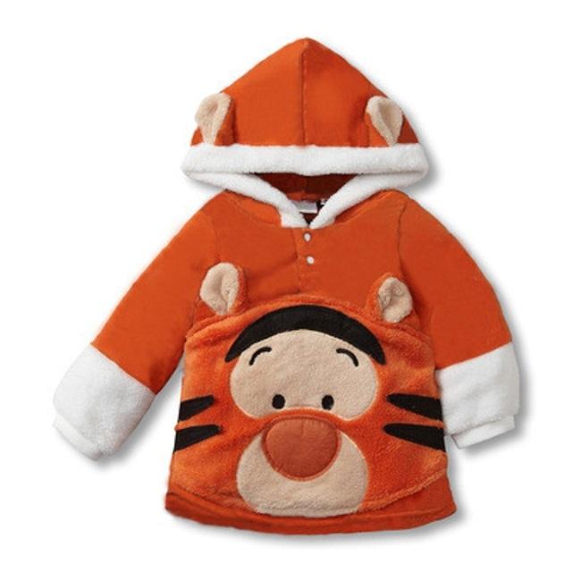 2014 Mais Novo Dos Meninos Hoodies das Camisolas de Lã Quente Menina Casacos Com Capuz casacos Casaco infantil 1 PÇS/LOTE