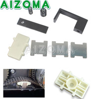 Automatic Primary Chain Tensioner Kits For Harley Davidson Big Twin Deluxe Road King Softail FLSTN FLHRSI FLHRCI FXST 01 06