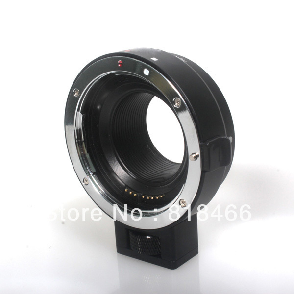 Free shipping Viltrox EF-NEX Auto Focus AF Mount Adapter For Sony NEX Camera NEX-3 NEX-5 NEX-7 to Canon EF/EF-S Lens meida universal speedlight to hot shoe adapter for sony nex 3 nex 3c more silver