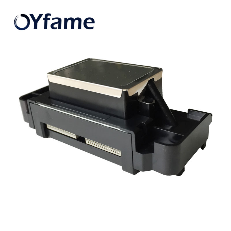 OYfame Original F166000 Print head Printhead For <font><b>Epson</b></font> R230 R340 R350 R310 R320 R220 R210 <font><b>D700</b></font> D750 D800 Inkjet Printer image