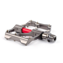 Bike 3 Bearings Pedals Ultra-Light Durable MTB Road Mountain Bicycle Anti-Slip Outdoor Cycling Pedals Accessories Aluminum west biking bicycle pedals ultra light road mountain bmx bike outdoor sport non slip bearing pedals cycling bicycle pedals