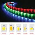 DC12V RGB CONDUZIU a Luz de Tira SMD 5050 5630 3528 2835 Fita levou corda Fita fita Bar Neon Ano Novo Decoração de Natal Lampada