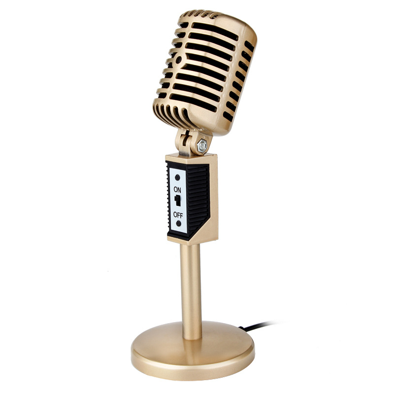 180 degree rotating retro microphone professional jazz for 180 degree salon