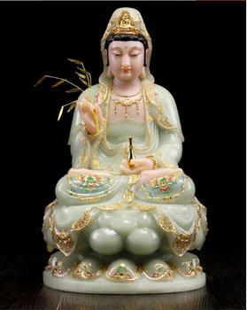 30 Cm ˌ�형 ʳ�급 ̲�연 ˹�취 ʸ� ˏ�금 Guanyin Buddha Home Temple ͚�능 Talisman ˧�스코트 ̡�각 ̡�각상