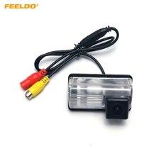 FEELDO Car Rearview Backup Camera For Toyota Corolla EX/BYD F3/F3R/LIFAN 320 Sedan Reverse Parking Camera #3271
