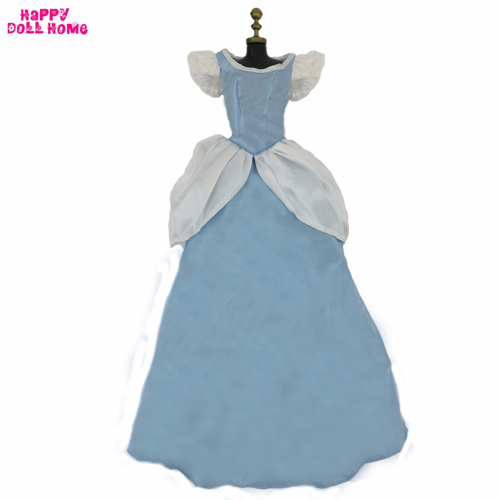 Fairy Tale Princess Dress Evening Party Wedding Dress Gown Copy ...