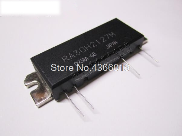 RA30H2127M 1pc/lot ic transistor module free shipping free shipping mc68hc908mr32cfu mc68hc908mr32 qfp ic 10pcs lot