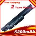 6 cell Laptop Battery For Asus K53U A43B K43BY X43S K43U K53T A53S A53SV K53SK X43TA, Free shipping