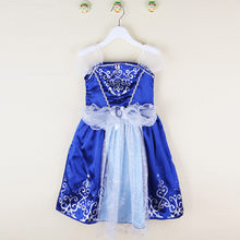 (Ship from US) Toddler Kid Girls Baby Patchwork Princess Bling Costumes  Party Tutu Dresses dresses for girls costume roupas infantis menina 672cb39908ce