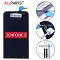 100% Оригинал Дисплей Для ASUS Zenfone 2 ZE550ML ZE551ML ZE550KL ZE500CL ZE500KL LCD Сенсорный Экран С Рамкой Планшета Ассамблеи
