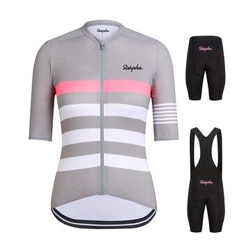 Ralvpha-Conjunto de Ropa de Ciclismo para Mujer, Jersey transpirable para descenso, para...