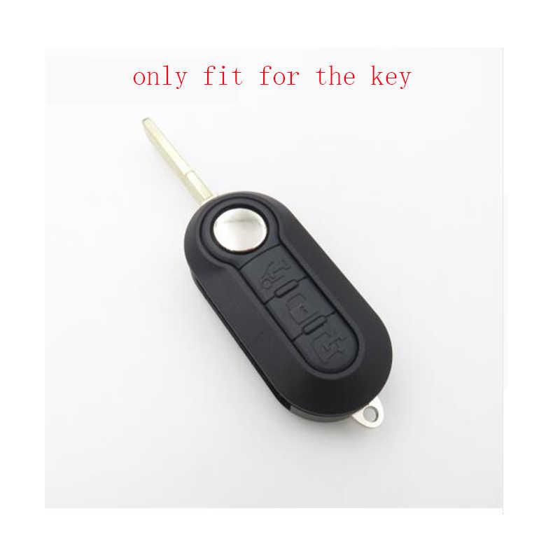 ZAD funda de goma de silicona para llave de coche para Fiat Ducato para relé de Citroen para Peugeot bóxer PEU25 3 botones llave