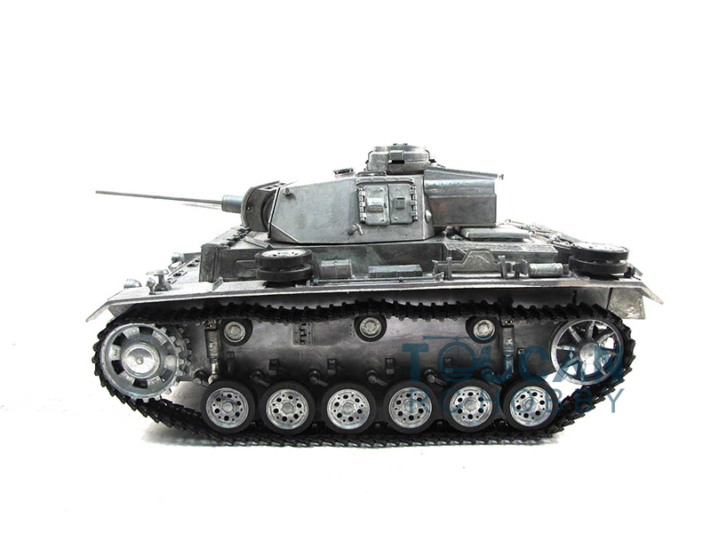100% Metal Mato 1/16 Panzer IIII RC KIT Tank Infrared Version Metal Color 1223 mato 100