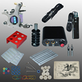 New Arrival 1 set Tattoo Kit Power Supply Gun Complete Set Equipment Machine Wholesale 1100713litA