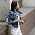 Мода korear стиль jaqueta колледжа feminina casaco джинсы куртки женщин джинсовой куртке куртки mujer старинные пальто