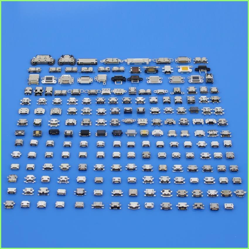 Micro usb jack connector Poort mini usb connector voor Samsung I8910 - Computer kabels en connectoren - Foto 2