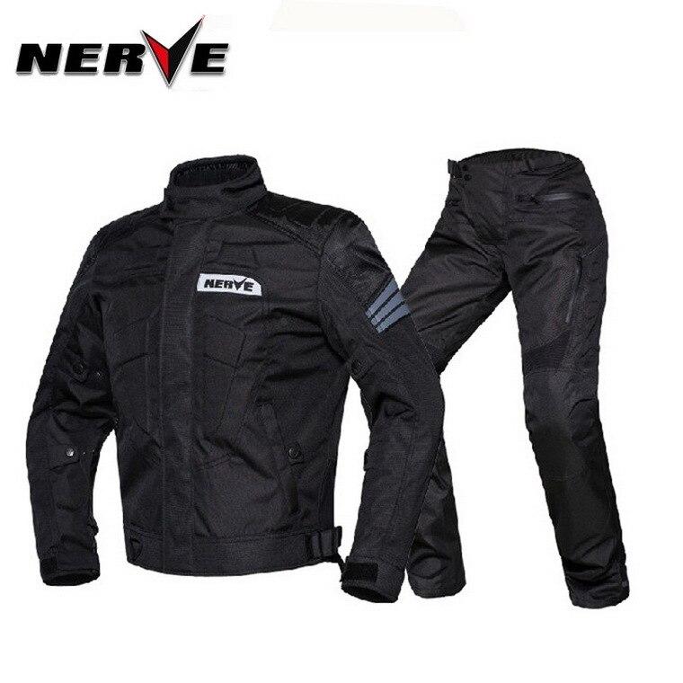 Allemagne nerf veste de costume de course de moto pour hommes veste de cross-country moto ride vêtements chevalier vêtements veste pantalon Robert Zorro