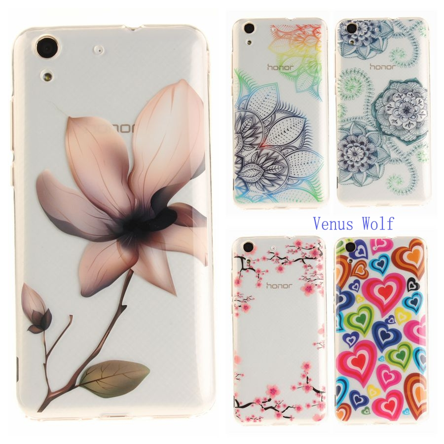 for HUAWEI Y6 II Y 6 II 2 Fitted Phone Cover for HUAWEI Y6II CAM-L03 CAM-L21 CAM-L23 CAM-L32 CAM L21 L23 L32 soft TPU Phone Case