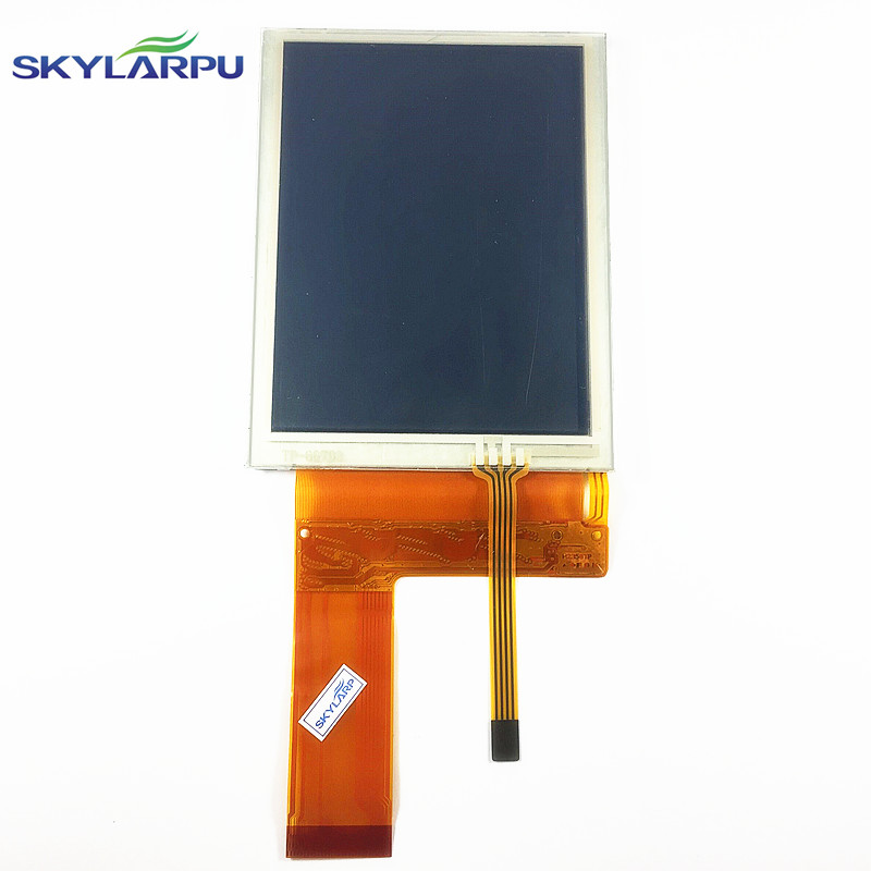 skylarpu 3.8-inch LQ038Q7DB03R LCD Screen display panel for Trimble TSC2 LCD display Screen panel skylarpu new 5 1 inch lcd display screen panel for lmg7420plfc x lmg7420plfc embroidery machine lcd screen display panel