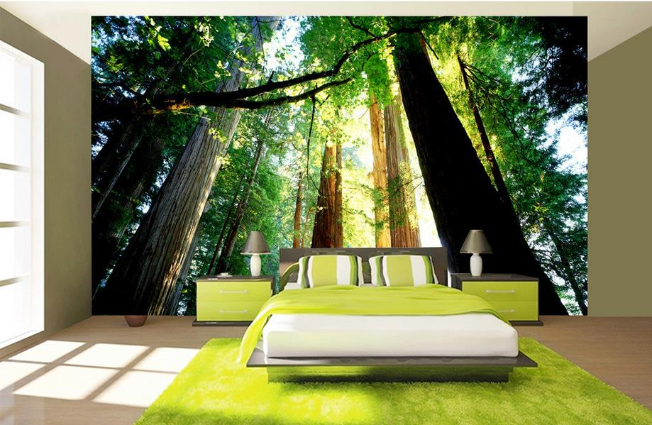 customize living walls wallpapers Forest scenery wallpaper 3d and hd wallpaper for kitchen 3d photo wall paper shinehome european roman pillar angel soft roll wallpaper for 3d rooms walls wallpapers for 3 d living room wall paper murals