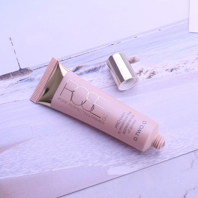 O.TWO.O Professional Make Up Base Foundation Primer Makeup Cream Sunscreen Moisturizing Oil Control Face Primer