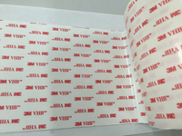 610mmx66m 3M 4930 VHB White Acrylic Double Sided Adhesive Tape