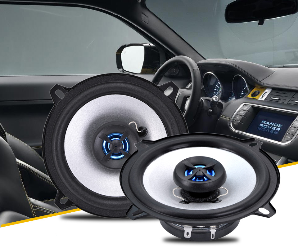 LB-PS1502T 5 Inches המגרש נמוך מוסיקה רכב רמקול קואקסיאלי מכונית רגישות רמקול רמקול אוטומטית