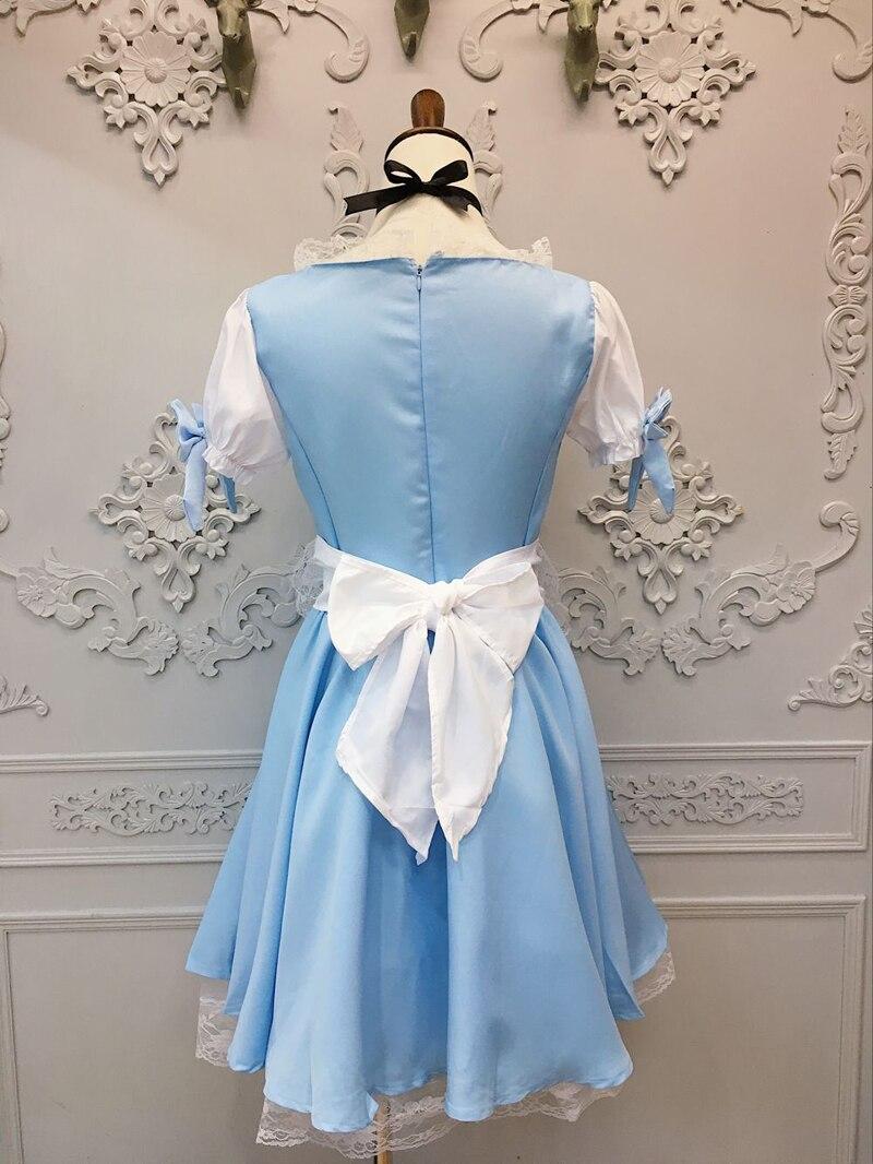 TITIVATE French Maid Fancy Dress Waitress Uniform Halloween Hen ...