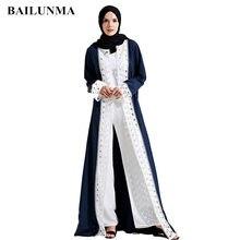 238e24f8c8f6 2019 Nuovo vestito da musulmano abaya per le donne baju musulmano wanita  marocchino abito orientale musulman