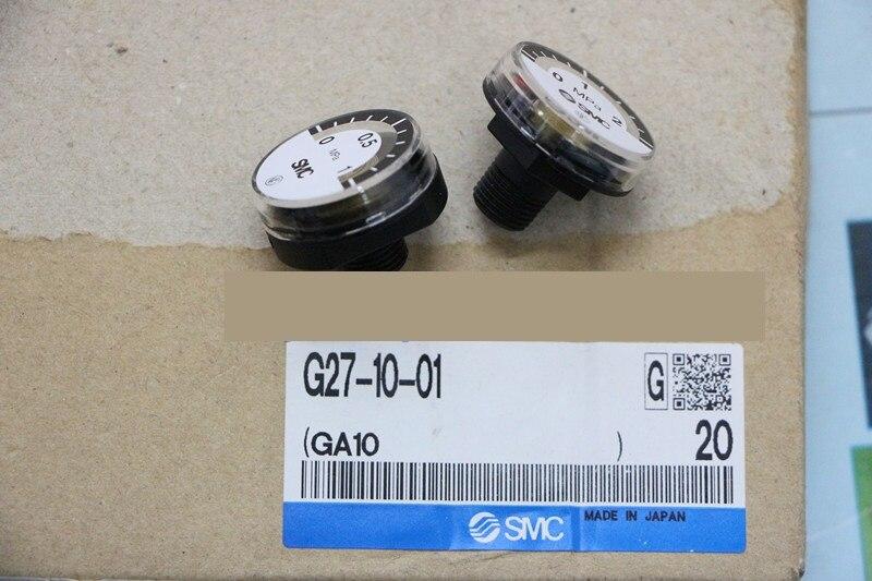 BRAND NEW JAPAN SMC GENUINE GAUGE G27-10-01 brand new japan smc genuine pressure switch pse561 01