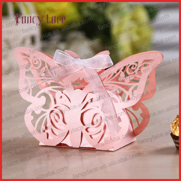 50pcs candy butterfly box hot sale laser cut gift packing bags 50pcs candy butterfly box hot sale laser cut gift packing bags chocolate boxes wedding party decoration junglespirit Images