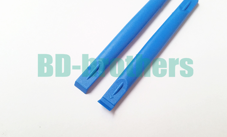 Blue Plastic Double ended Pry Tool  Opening Prying Tools Crowbar Spudger for Cell Phone Tablet PC Repair 1000pcs/lot-in Hand Tool Sets from Tools    3