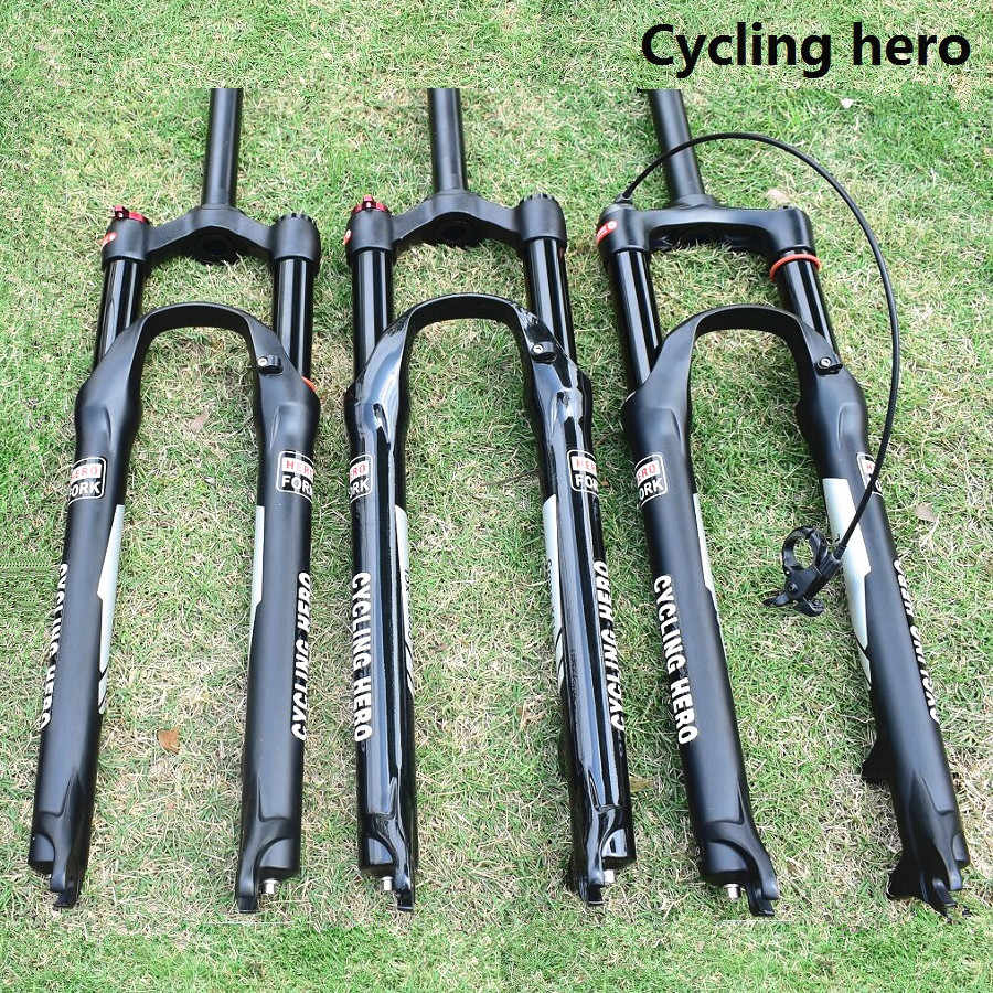 XC вилки MTB с пневматической подвеской, вилка для горного велосипеда 32 мм 100 мм 120 мм, дорожная цена выше, чем SR SUNTOUR FOX SID EPIXON