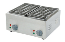 Free shipping electric 220-240v fish ball machine Takoyaki maker