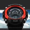 2017 skmei hombres deportes relojes reloj electrónico de los hombres militares relojes de pulsera relogios relojes led digital reloj de los hombres para los muchachos