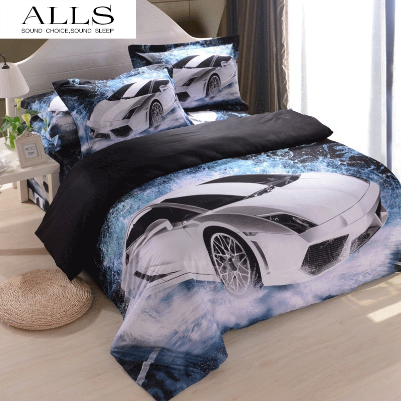 Online Buy Wholesale Adult Sized Car Bed From China Adult - Bettwäsche Cars