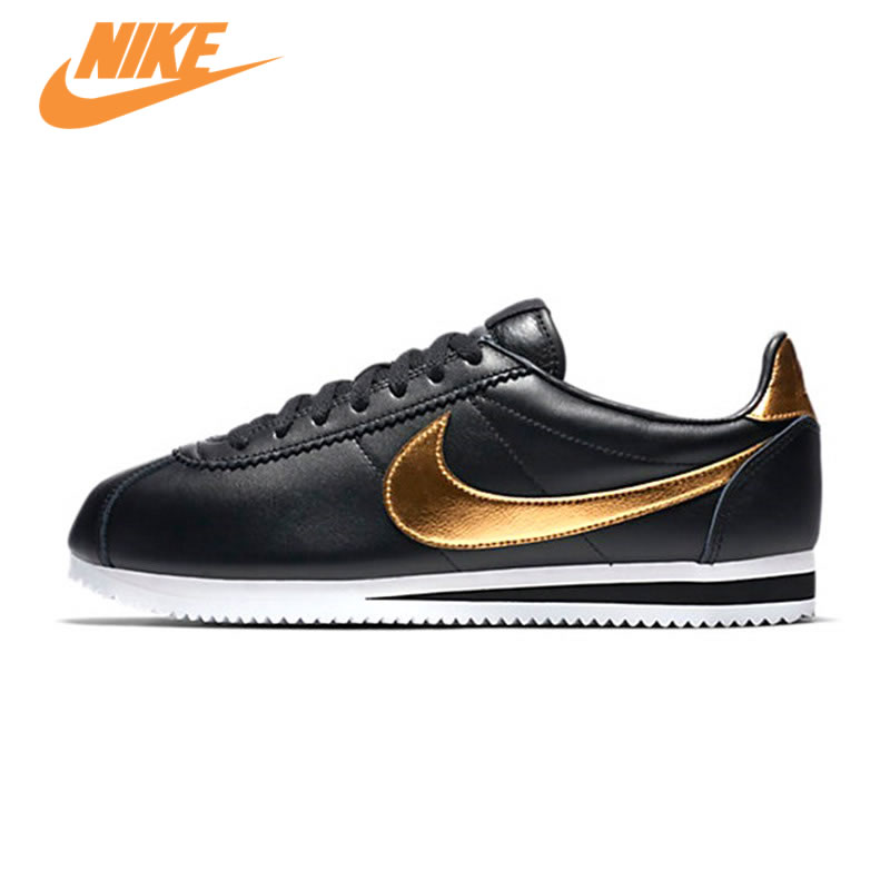 Original New Arrival Official NIKE CLASSIC CORTEZ SE Men's Waterproof Running Shoes Sports Sneakers Trainers