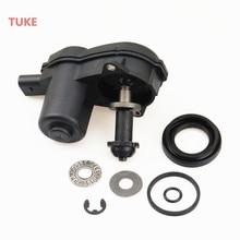 On sale TUKE For Q5 A5 A4 4E0615137 32335478 12 Teeth Rear Slide Wheel Hand Brake Cylinder Seat Twist Caliper Servo Motor + Screw Repair